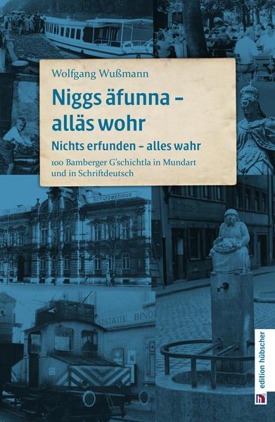 Niggs äfunna - alläs wohr - Coverbild