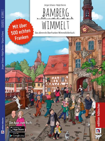Bamberg wimmelt - Coverbild