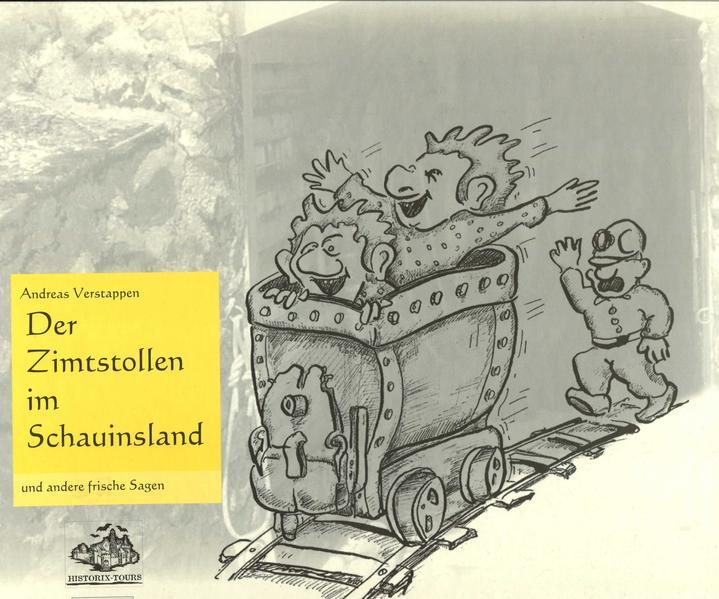 Salomons Knochen und andere frische Sagen aus Freiburg und dem Südschwarzwald - Coverbild