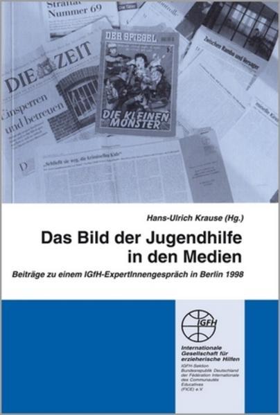 Das Bild der Jugendhilfe in den Medien - Coverbild