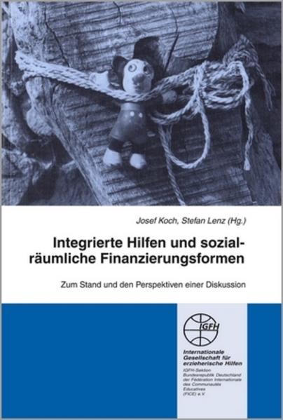 Integrierte Hilfen und sozialräumliche Finanzierungsformen - Coverbild