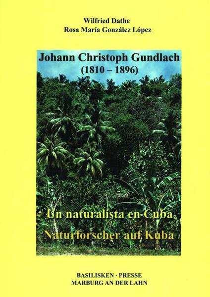 Johann Christoph Gundlach (1810-1896) - Coverbild