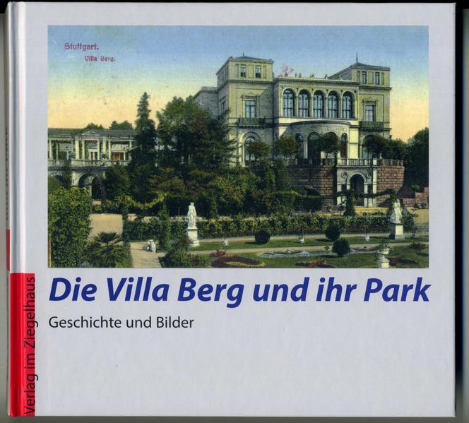 Die Villa Berg und ihr Park - Coverbild