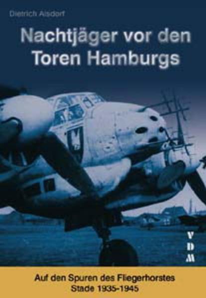 Nachtjäger vor den Toren Hamburgs - Coverbild