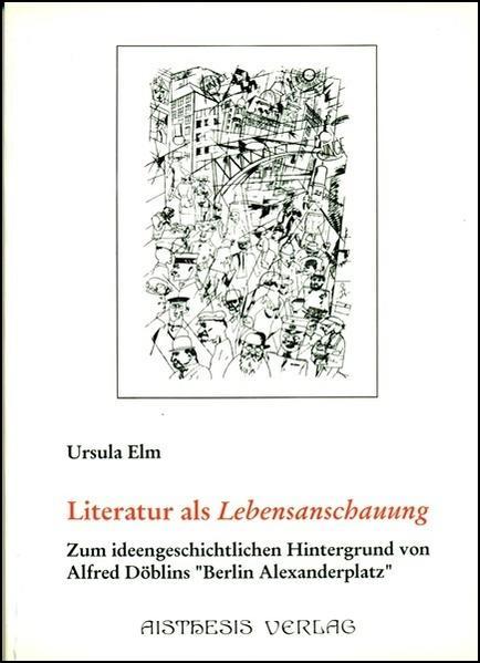 Literatur als Lebensanschauung - Coverbild
