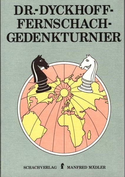 Dr.-Dyckhoff-Fernschach-Gedenkturnier - Coverbild