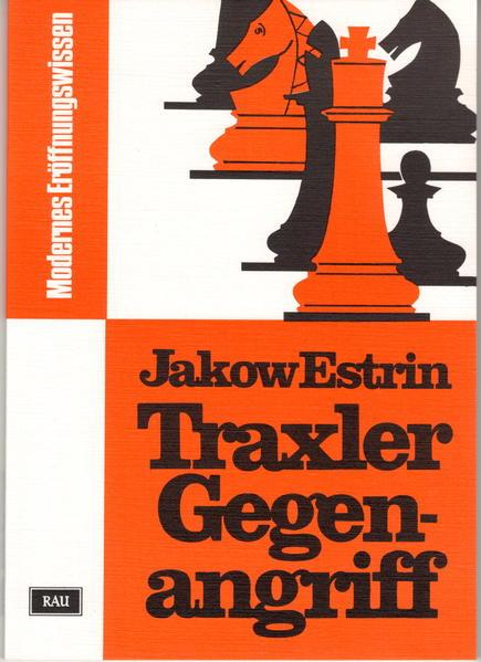 Traxler Gegenangriff - Coverbild
