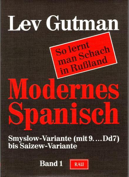 Modernes Spanisch - Coverbild