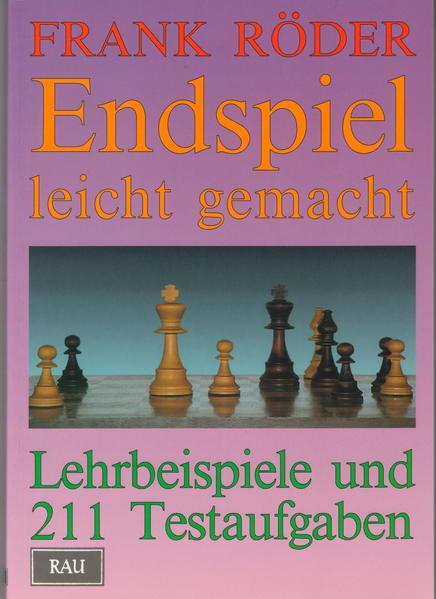 Endspiel leichtgemacht - Coverbild