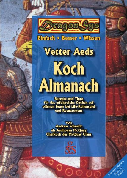 Vetter Aeds Koch Almanach - Coverbild