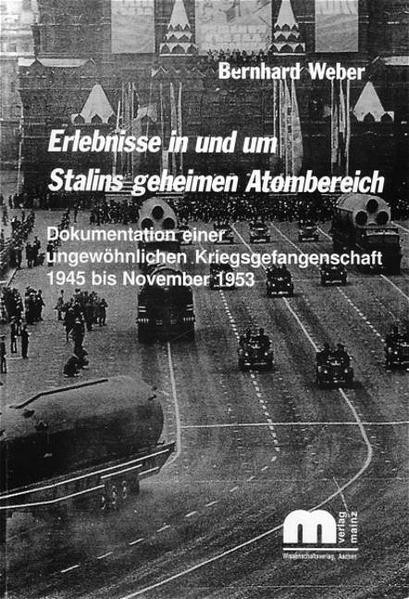 Erlebnisse in und um Stalins geheimen Atombereich - Coverbild