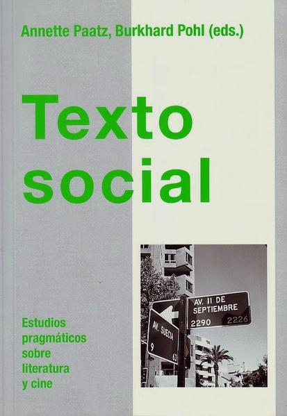 Texto social - Coverbild