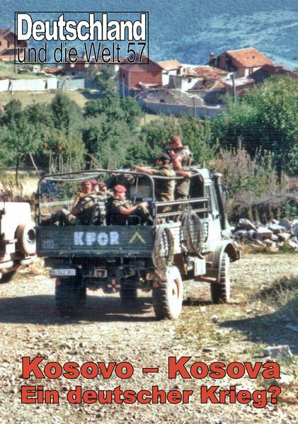 Kosovo /Kosova - Coverbild