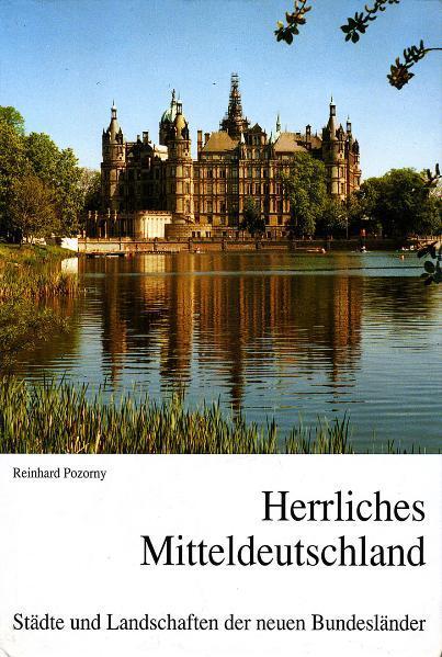 Herrliches Mitteldeutschland - Coverbild