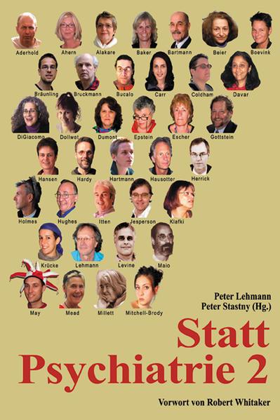 Statt Psychiatrie 2 - Coverbild