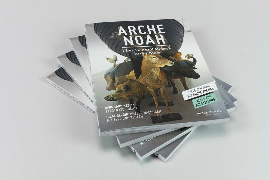Arche Noah - Coverbild