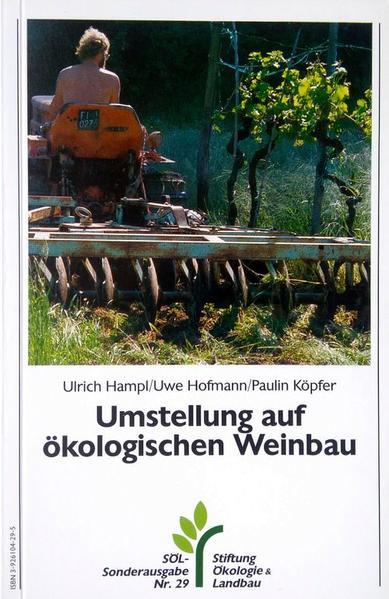 Umstellung auf ökologischen Weinbau - Coverbild