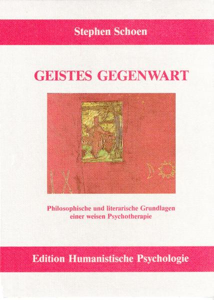 Geistes Gegenwart - Coverbild