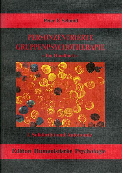 Personzentrierte Gruppenpsychotherapie - Coverbild
