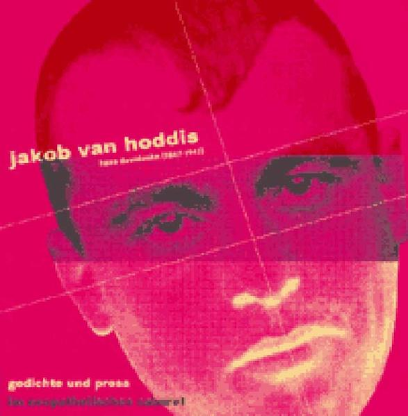 Jakob van Hoddis (Hans Davidsohn 1887-1942) - Coverbild