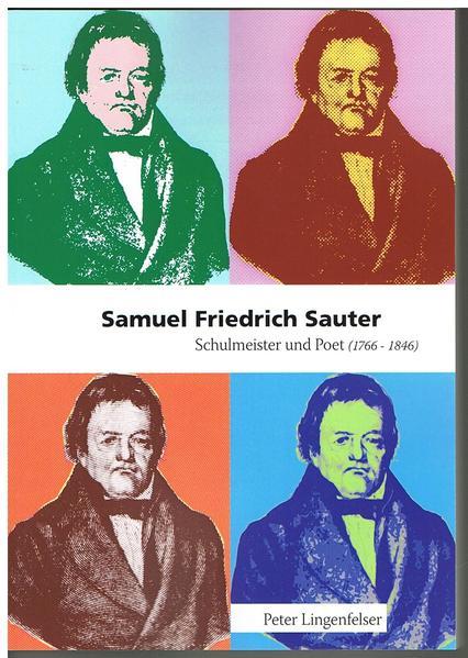 Samuel Friedrich Sauter - Coverbild