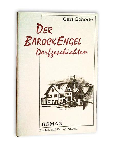 Der Barock-Engel - Coverbild