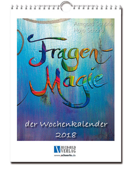 FragenMagie Kalender - Coverbild