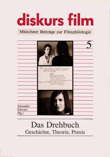 Das Drehbuch - Coverbild