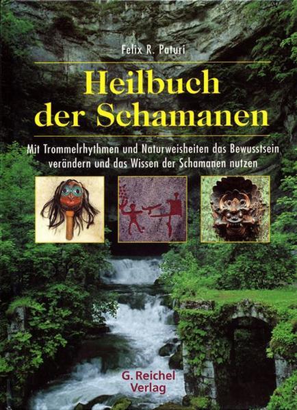 Heilbuch der Schamanen - Coverbild