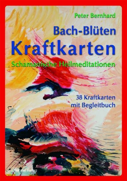 Bach-Blüten Kraftkarten - Coverbild