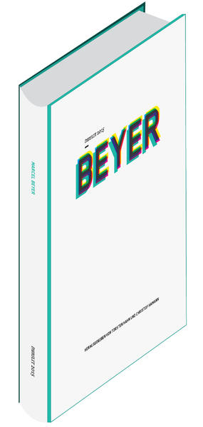 Marcel Beyer - Coverbild
