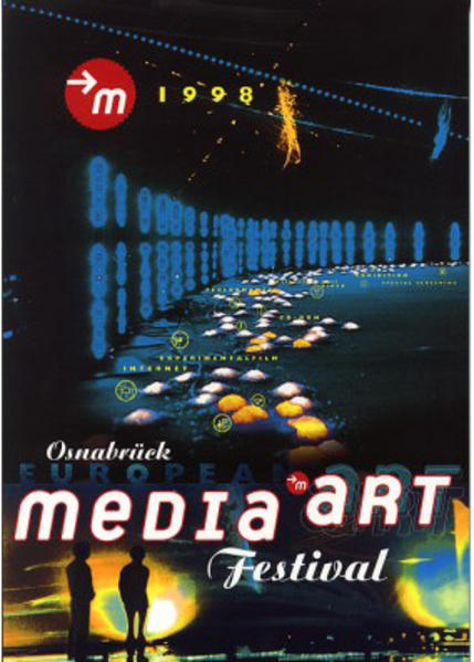 European Media Art Festival - Coverbild