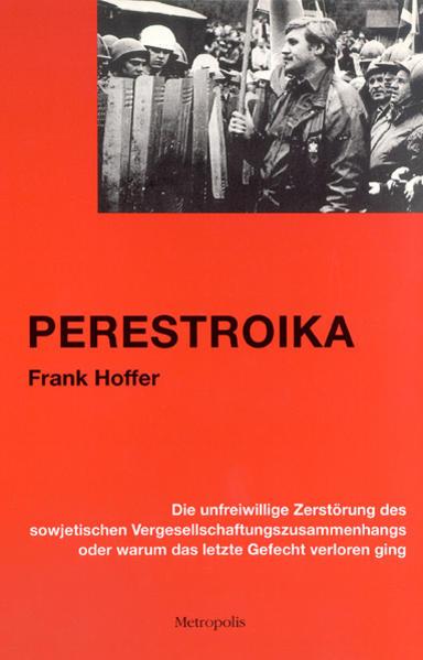 Perestroika - Coverbild