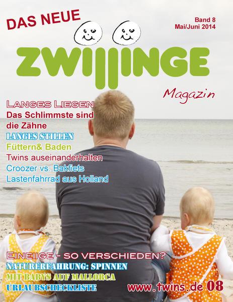 Kostenlose PDF Das neue Zwillinge Magazin Mai/Juni 2014