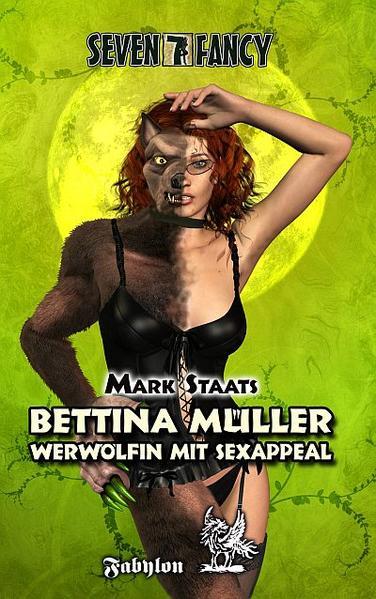 Bettina Müller - Werwölfin mit Sexappeal - Coverbild