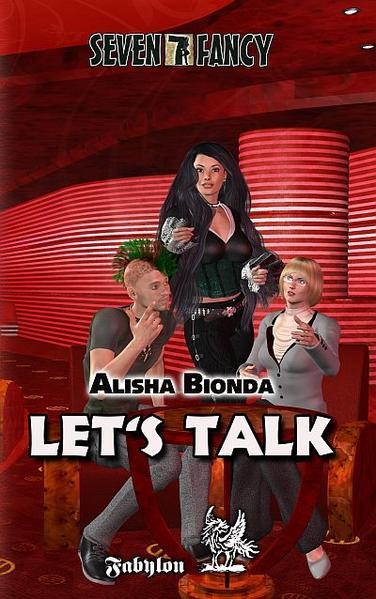 LET'S TALK - Coverbild