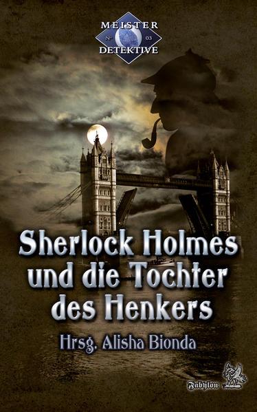 Meisterdetektive / Sherlock Holmes und die Tochter des Henkers - Coverbild