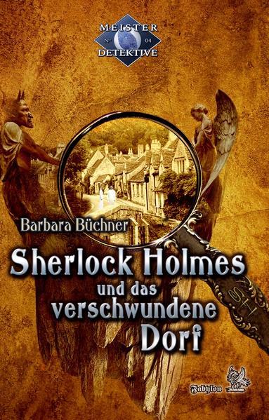 Meisterdetektive / Sherlock Holmes und das verschwundene Dorf - Coverbild