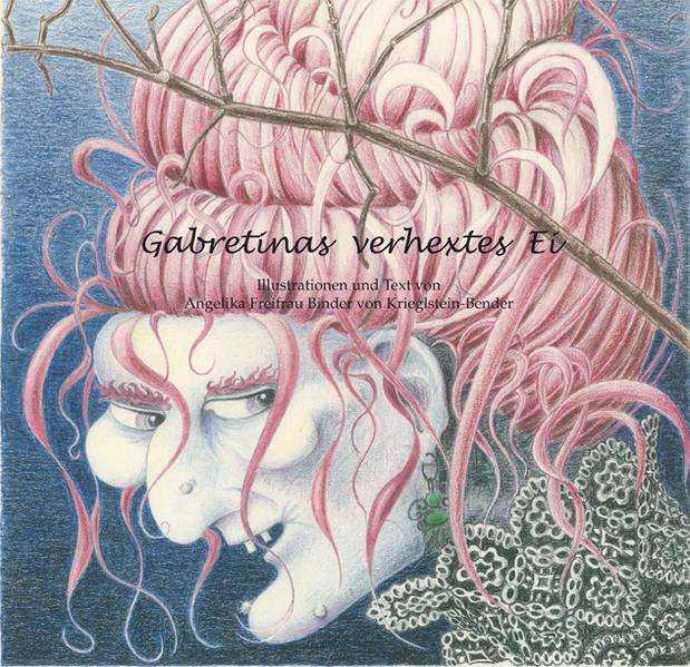 Gabretinas verhextes Ei - Coverbild