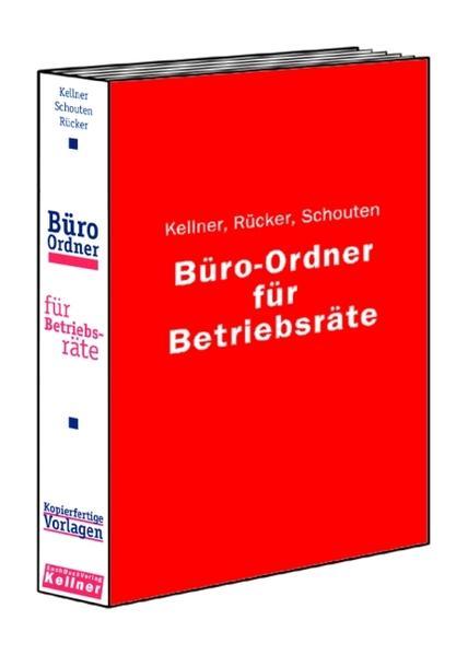 Büro-Ordner für Betriebsräte - Coverbild