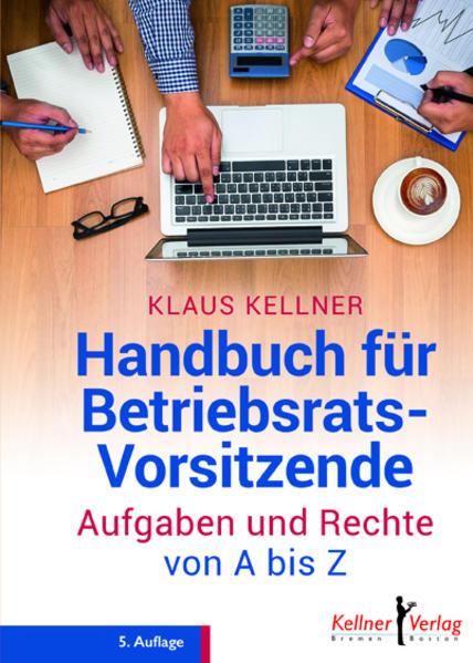 Handbuch für Betriebsratsvorsitzende - Coverbild