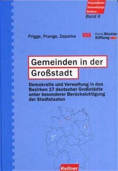 Gemeinden in der Großstadt - Coverbild
