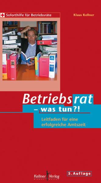 Betriebsrat - was tun?! - Coverbild