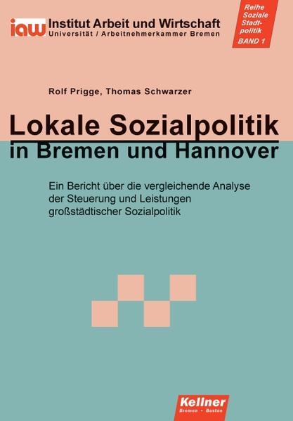 Lokale Sozialpolitik in Bremen und Hannover - Coverbild