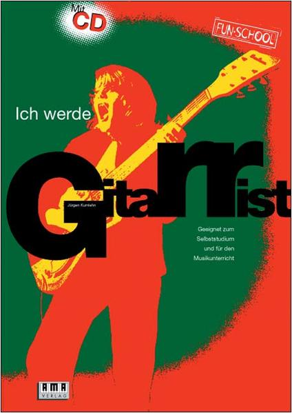 Ich werde Gitarrist - Coverbild
