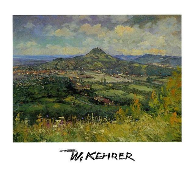 Wilhelm Kehrer 1892-1960 - Coverbild