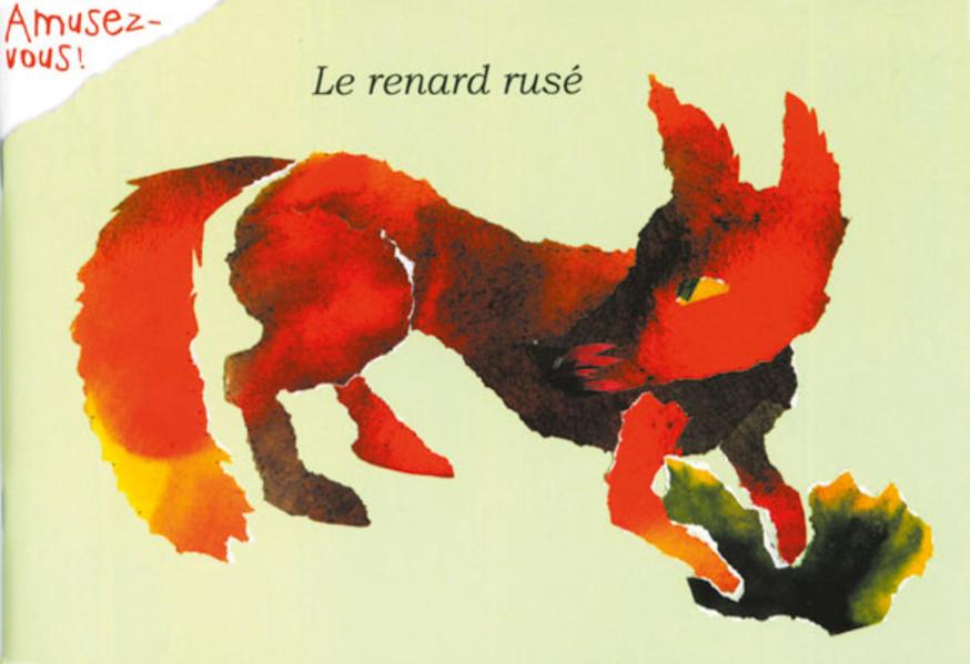 Le renard rusé - Coverbild