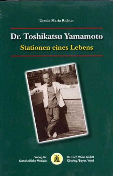 Dr. Toshikatsu Yamamoto - Coverbild