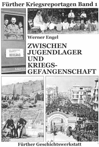 Zwischen Jugendlager und Kriegsgefangenschaft - Coverbild