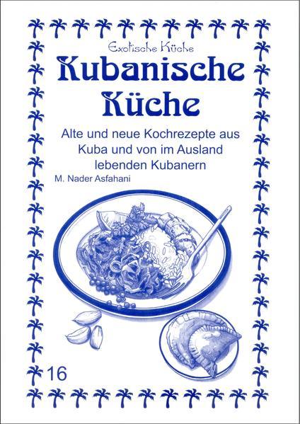 Kubanische Küche - Coverbild